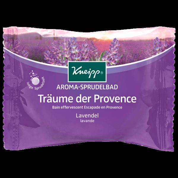 Kneipp Aroma-Sprudelbad Träume der Provence 80g