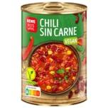 REWE Beste Wahl Chili sin Carne vegan 405g