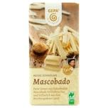Gepa Bio Mascobado Weiße Schokolade 100g