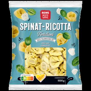 REWE Beste Wahl Tortelloni Spinat-Ricotta 1kg