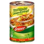 Erasco Westfälischer Linsen-Eintopf mit Essig 400g