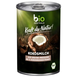 Bio Zentrale Bio Kokosmilch 400ml