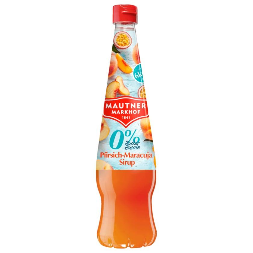 Mautner Markhof Pfirsich-Maracuja 0,7l