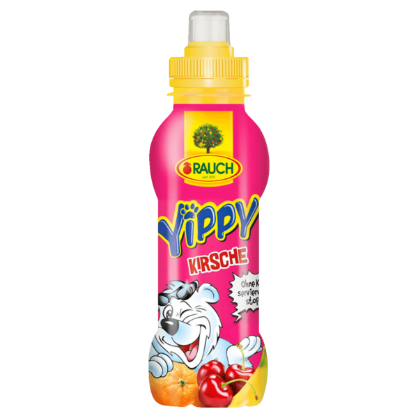 Rauch Yippy Cherry 0,33l
