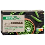 REWE Bio Junge Erbsen 450g