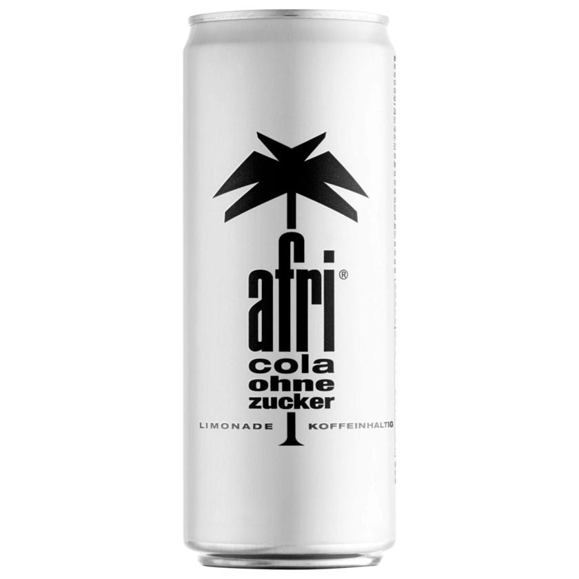 Afri Cola Ohne Zucker Dose 0,33l