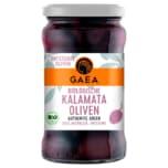 Gaea Biologische entsteinte Kalamata Oliven 290g