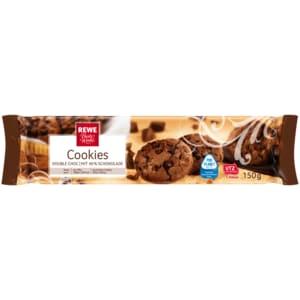 REWE Beste Wahl Cookies Double Choc 150g