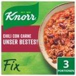 Knorr Fix Chili con Carne Unser Bestes 3 Portionen