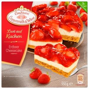 Conditorei Coppenrath & Wiese Lust auf Kuchen Erdbeer-Frischkäse 550g