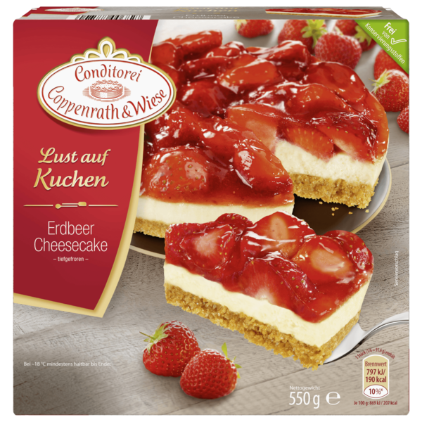 coppenrath wiese lust auf kuchen erdbeer frischk se 550g bei rewe online bestellen. Black Bedroom Furniture Sets. Home Design Ideas