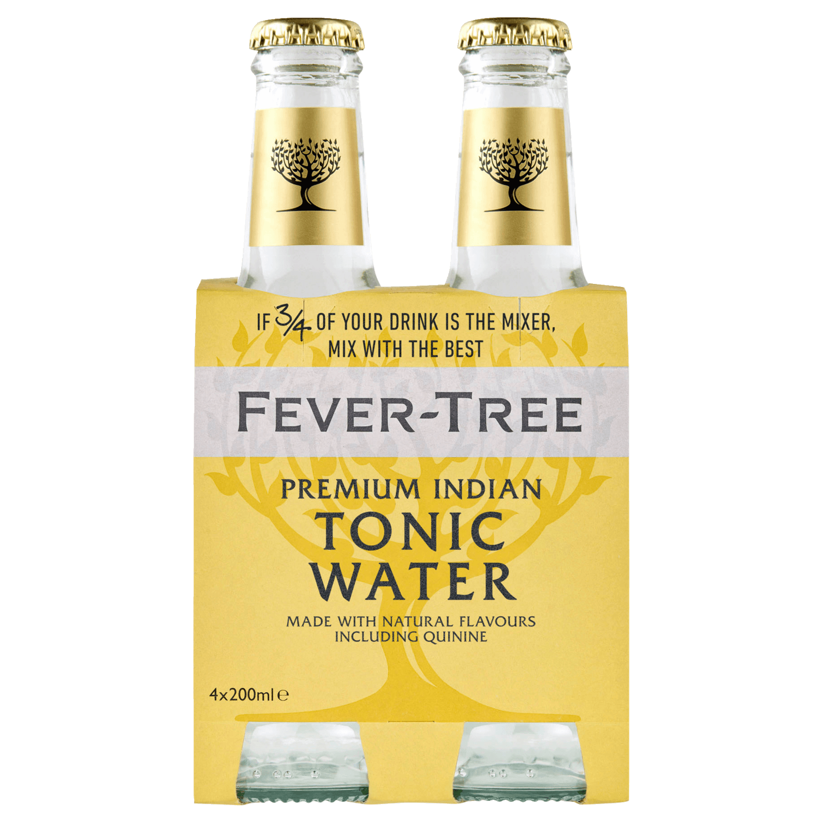 Fever-Tree Indian Tonic Water 4x0,2l bei REWE online bestellen!