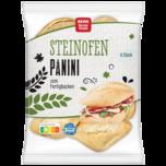 REWE Beste Wahl Steinofen Panini 480g
