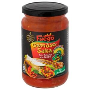 Fuego Gemüse Salsa 320g
