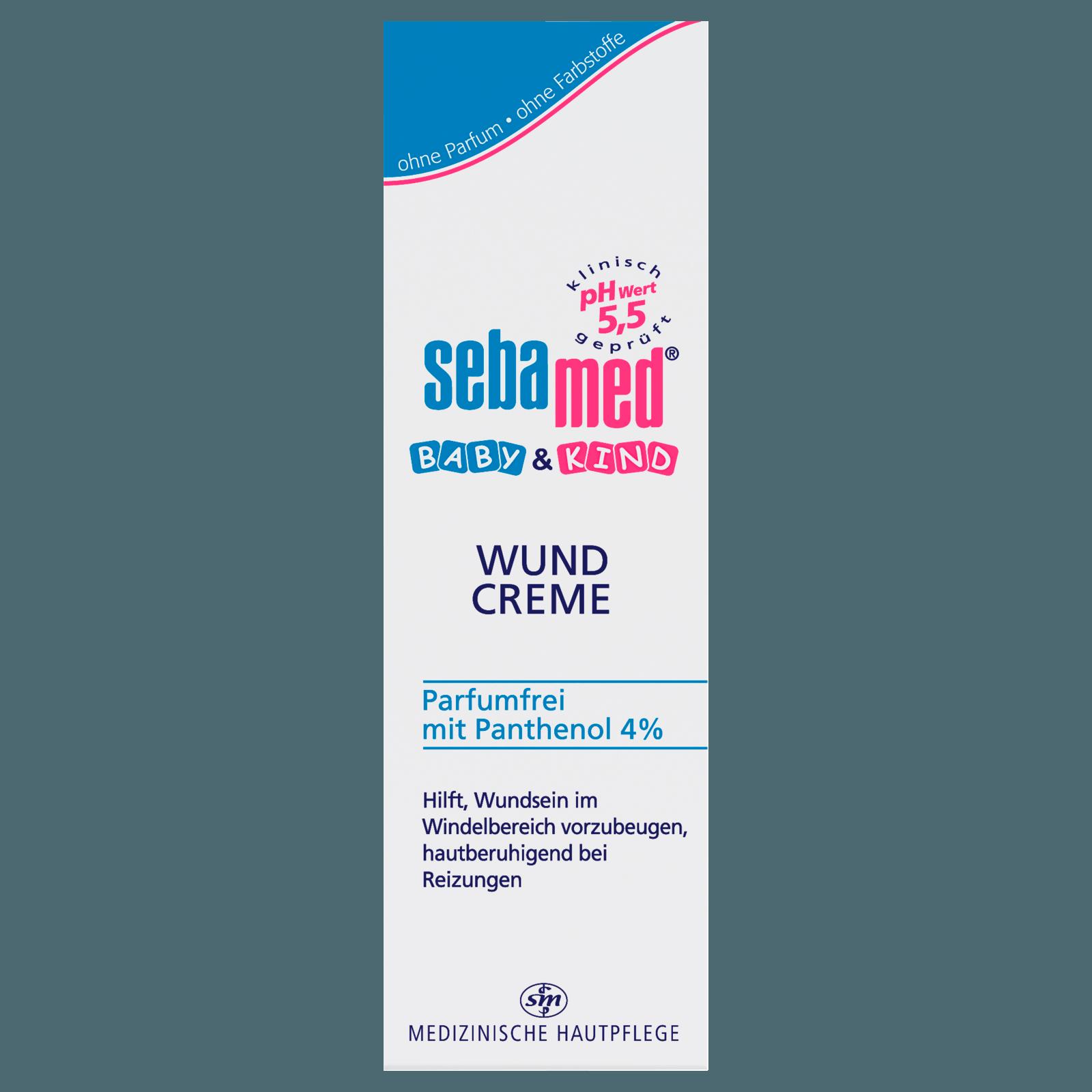 Sebamed Baby & Kind Wundcreme 75ml