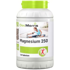 DocMorris Magnesium 250 120 Stück