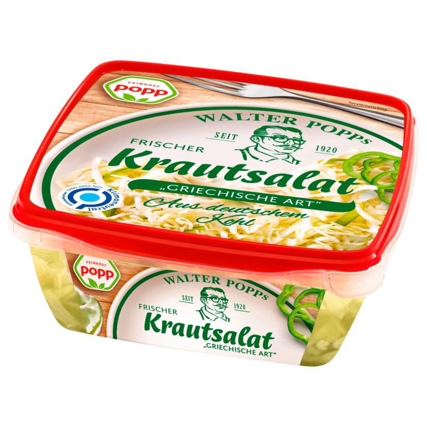 Popp Griechischer Krautsalat 400g