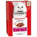 Purina Gourmet mon Petit mit Fleischauswahl 6x50g
