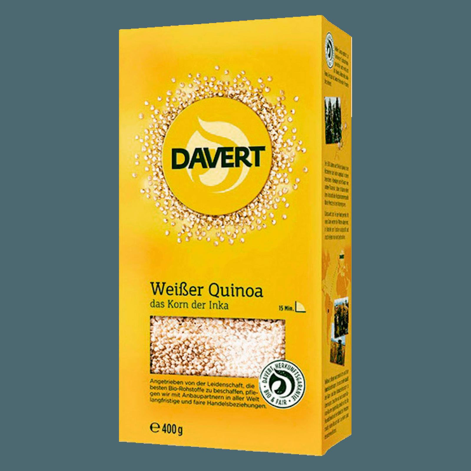 Davert Weißer Quinoa 400g