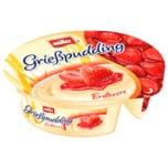 Müller Grießpudding Erdbeere 160g