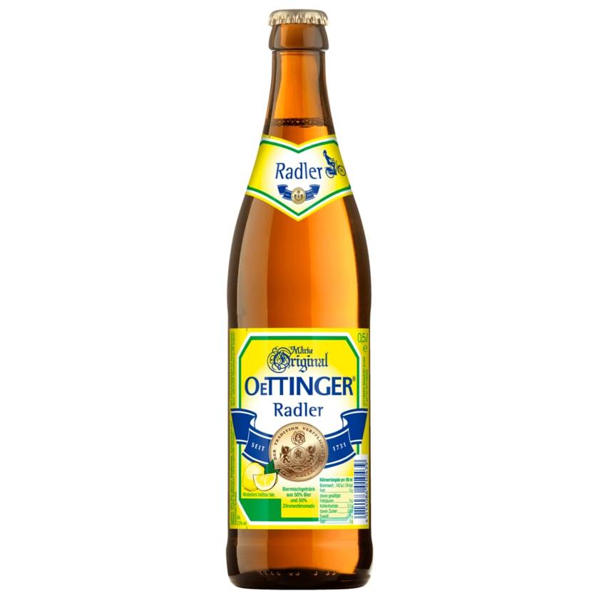 Original Oettinger Radler 0,5l