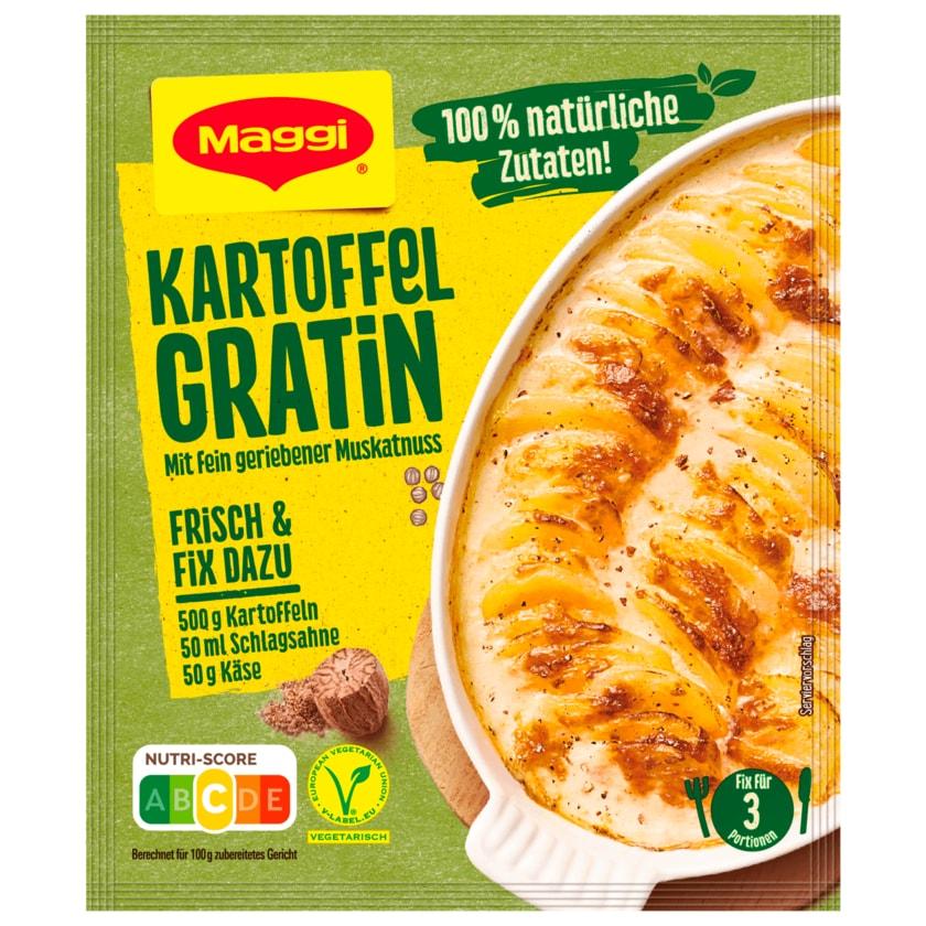 Maggi Idee für Kartoffel Gratin 43g