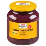 REWE Regional Delikatess Rotkohl 720ml