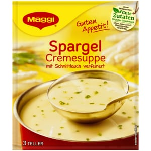 Maggi Guten Appetit Spargel-Cremesuppe 60g