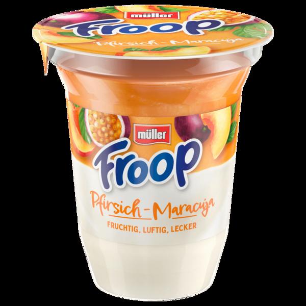 Müller Froop Pfirsich-Maracuja 150g