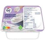 REWE frei von Speisequarkzubereitung Magerstufe laktosefrei 250g