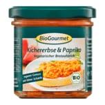 BioGourmet Brotaufstrich Kichererbse & Paprika 130g