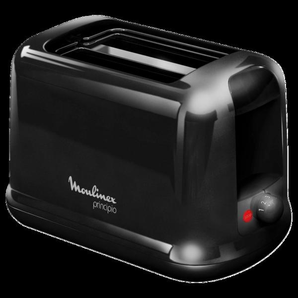 Moulinex Toaster Princpio schwarz