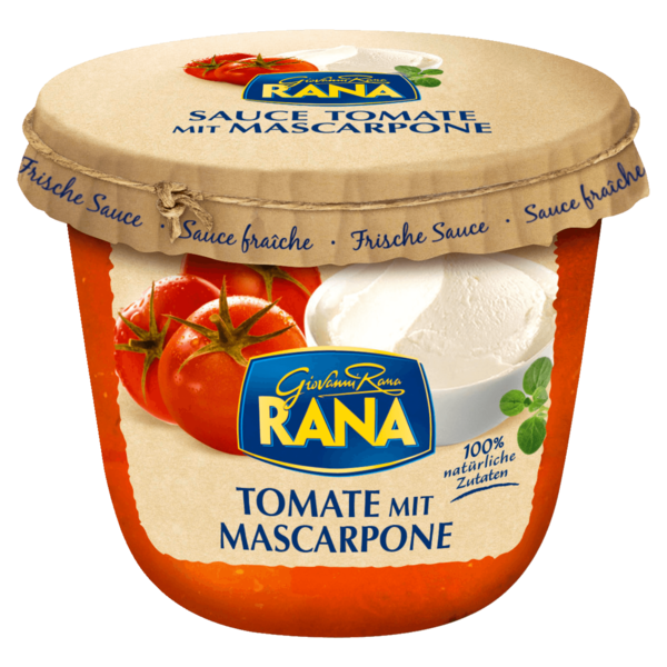 Rana Tomatensauce mit Mascarpone 200g
