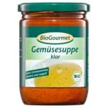 BioGourmet Bio Gemüsesuppe klar 350g