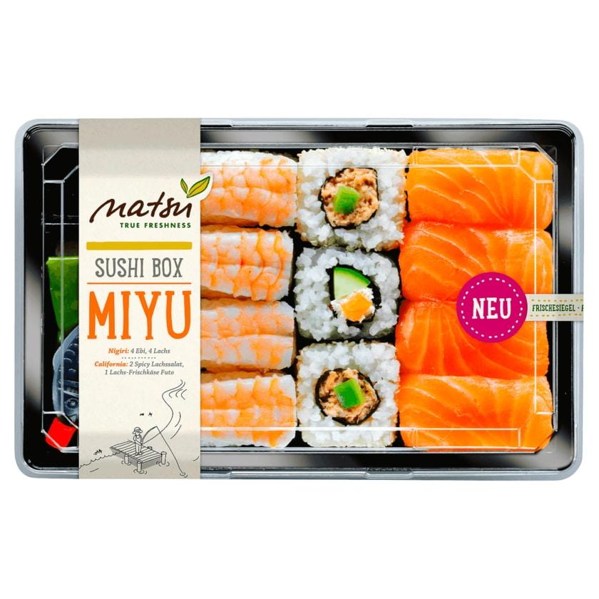 Natsu Sushi Box Miyu 360g