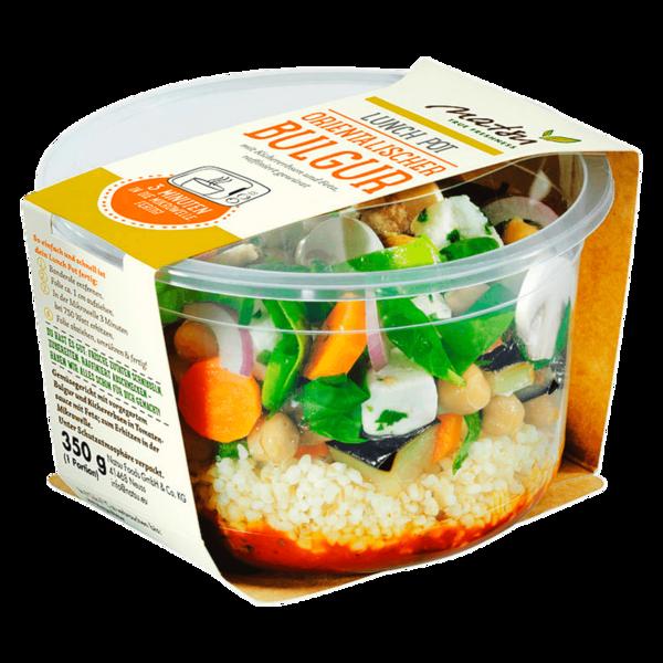 Natsu Lunch Pot Bulgur Kichererbsen 350g