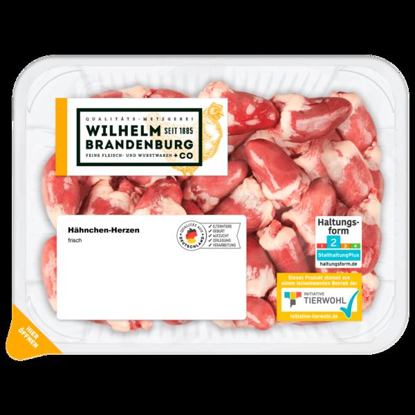 Wilhelm Brandenburg Hähnchenherzen 350g