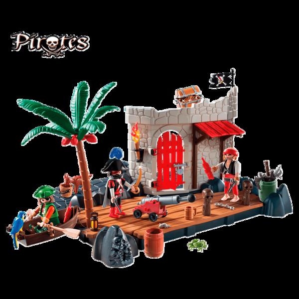 Playmobil Pirates Super Set Piratenfestung 6146 (4+ Jahre)*