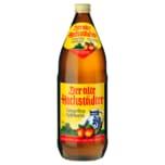 Landkelterei Höhl der alte Hochstädter Speyerling Apfelwein 1l