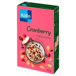 Kölln Müsli Cranberry 500g
