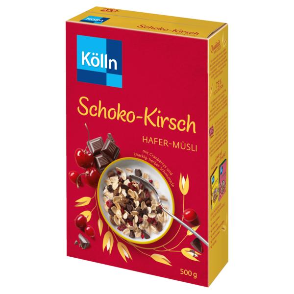 Kölln Müsli Schoko-Kirsch 500g