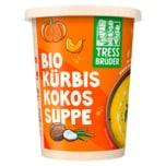 TressBrüder Frische Bioland Kürbissuppe mit Kokos 450ml