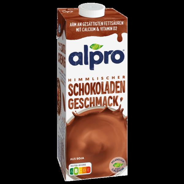 Alpro Soja-Drink Schoko vegan 1l