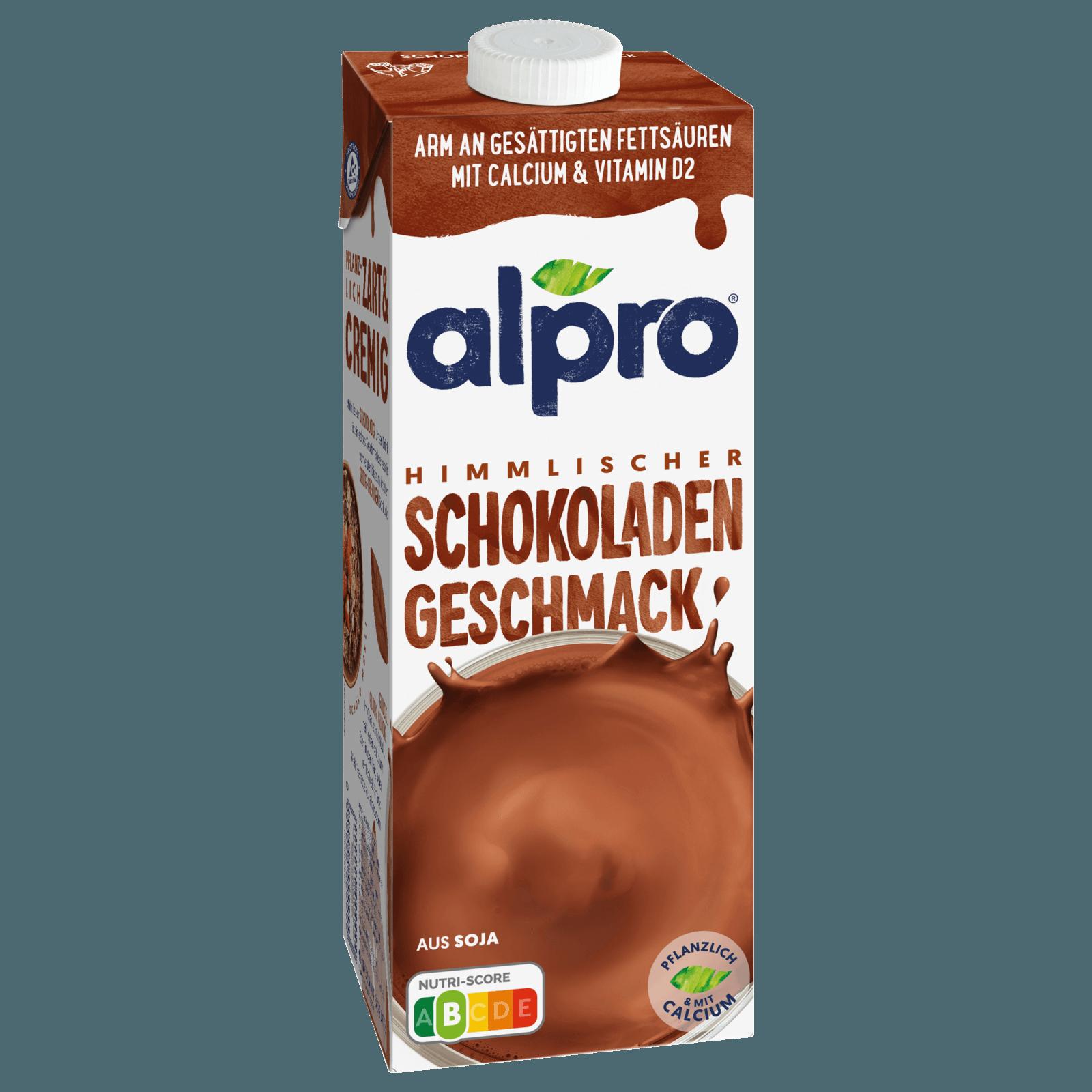 Alpro Soja-Drink Schoko 1l