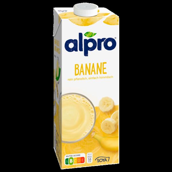 Alpro Soja-Drink Banane 1l