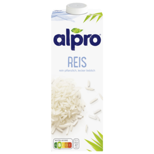 Alpro Reis-Drink Original vegan 1l