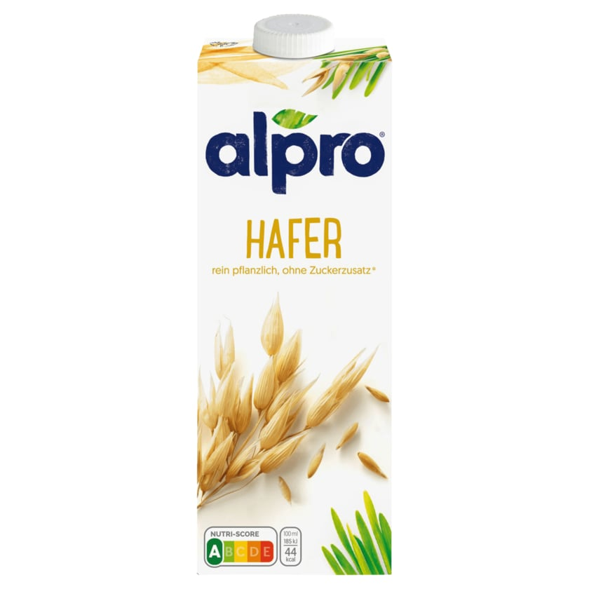 Alpro Hafer-Drink Original vegan 1l