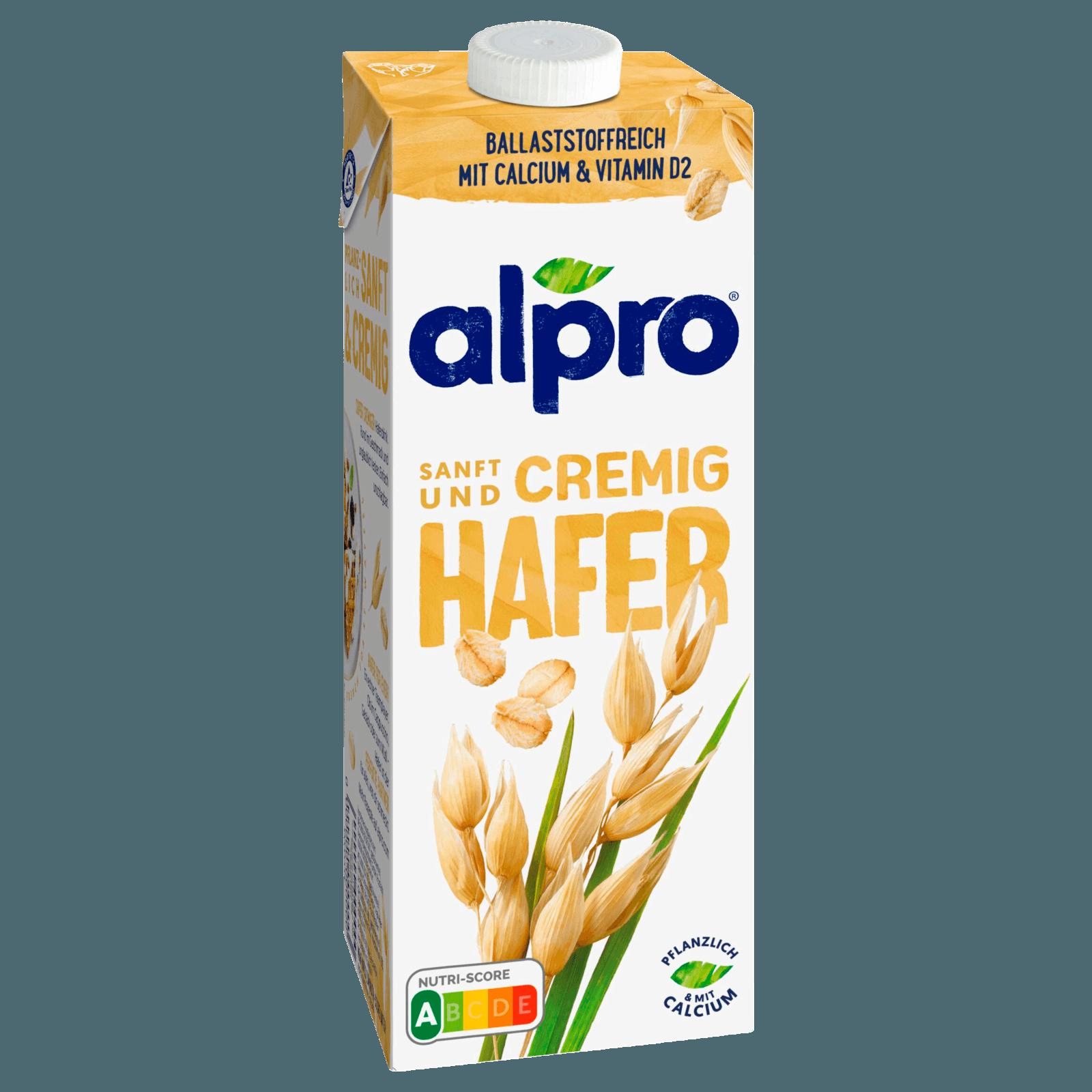 Alpro Hafer-Drink Original 1l
