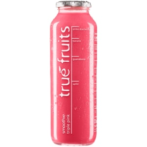True Fruits Smoothie triple pink 750ml