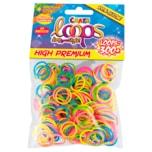 Craze Loops High Premium Knüpfringe 300 Stück